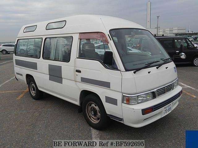 NISSAN / Caravan Van (GE-CQGE24)