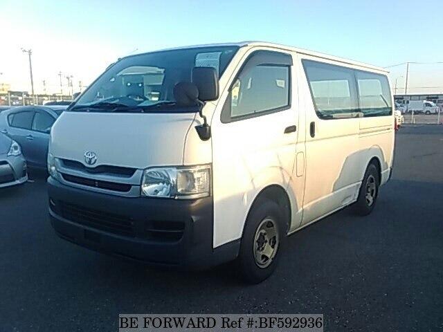 TOYOTA / Regiusace Van (ADF-KDH206V)