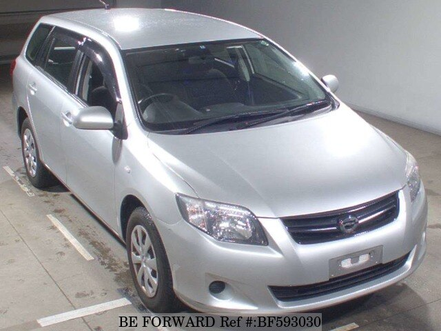 TOYOTA / Corolla Fielder (DBA-NZE144G)