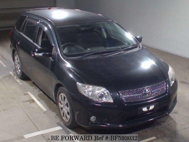 TOYOTA / Corolla Fielder (DBA-NZE141G)