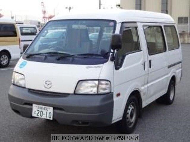 MAZDA / Bongo Van (ABF-SKP2V)