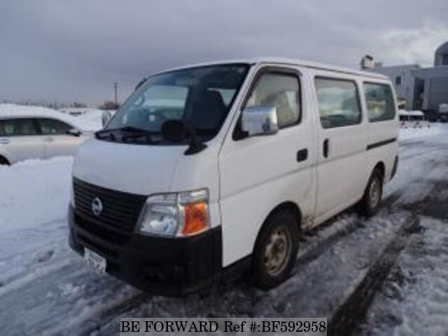 NISSAN / Caravan Van (LDF-VWME25)