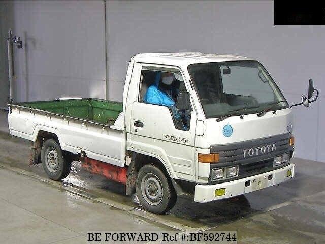 TOYOTA / Dyna Truck (Z-YY52)
