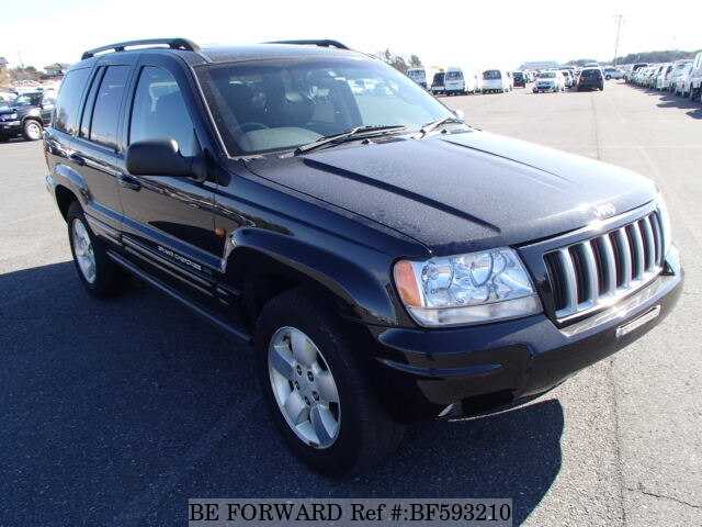 used 2003 jeep grand cherokee limited v8 gh wj47 for sale bf593210 be forward. Black Bedroom Furniture Sets. Home Design Ideas