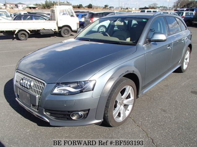 used 2010 audi a4 allroad quattro aba 8kcdna for sale bf593193 be forward. Black Bedroom Furniture Sets. Home Design Ideas