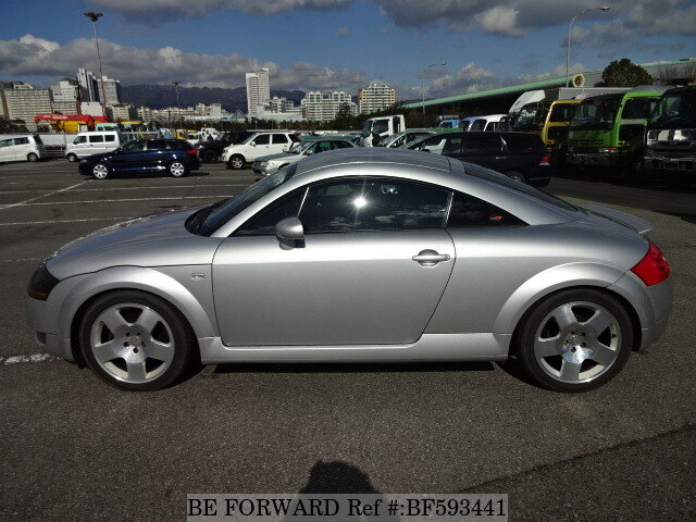 used 2002 audi tt 1 8t quattro gf 8nbamf for sale bf593441 be forward. Black Bedroom Furniture Sets. Home Design Ideas