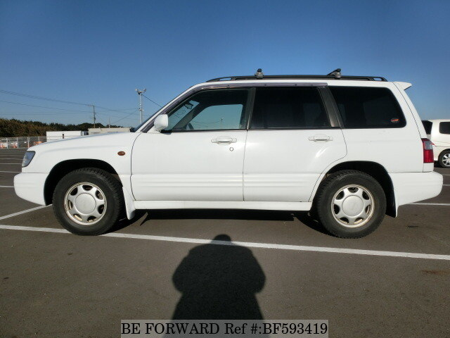 used 2000 subaru forester s 20 gf sf5 for sale bf593419 be forward. Black Bedroom Furniture Sets. Home Design Ideas