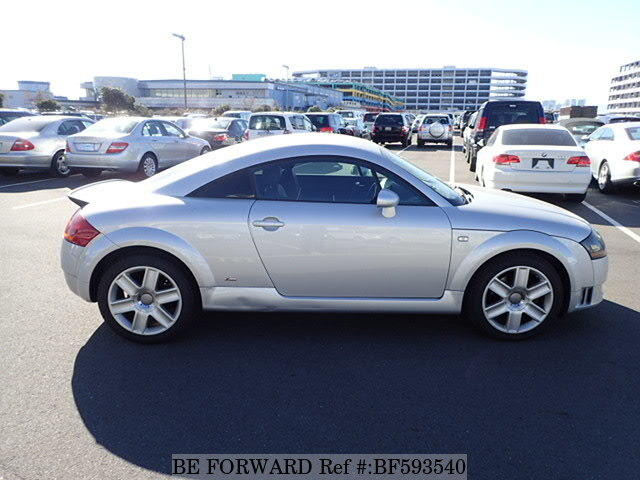 used 2005 audi tt 1 8t gh 8nauq for sale bf593540 be forward. Black Bedroom Furniture Sets. Home Design Ideas