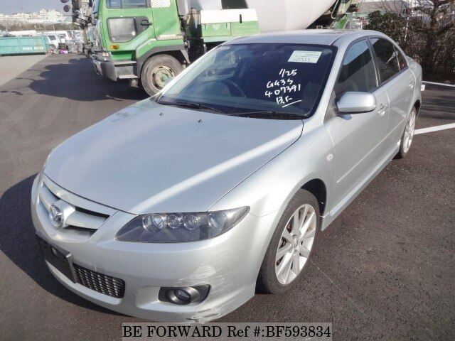 Used 2007 MAZDA ATENZA SPORT BF593834 for Sale