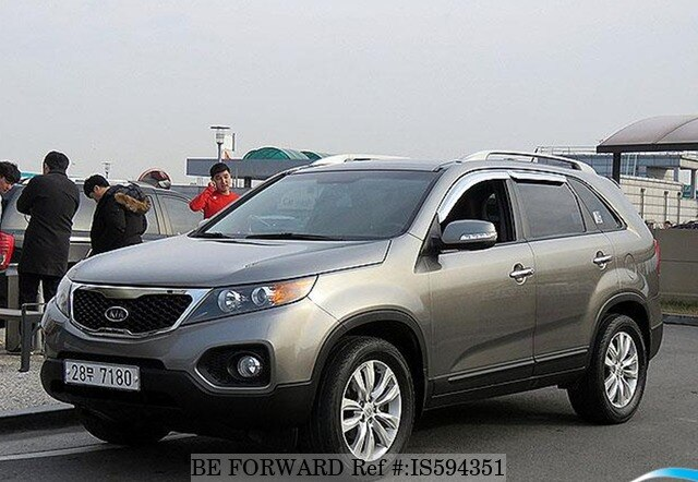 Used 2011 kia sorento for sale is594351 be forward for Kia motor finance physical payoff address
