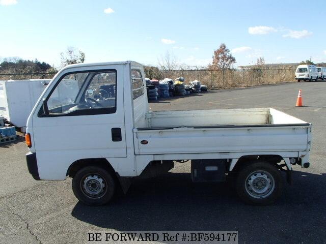 used 1993 honda acty truck v ha3 for sale bf594177 be forward. Black Bedroom Furniture Sets. Home Design Ideas