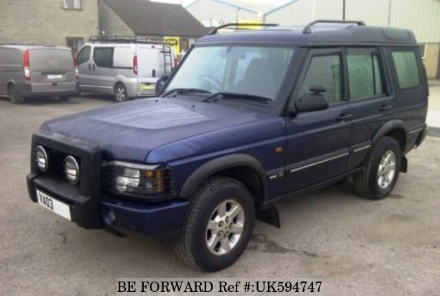 used 2003 land rover discovery td5 for sale uk594747. Black Bedroom Furniture Sets. Home Design Ideas