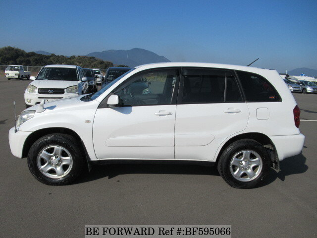 used 2005 toyota rav4 x limited cba zca26w for sale bf595066 be forward. Black Bedroom Furniture Sets. Home Design Ideas