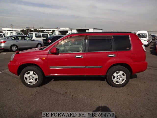 used 2000 nissan x trail ta nt30 for sale bf594773 be forward. Black Bedroom Furniture Sets. Home Design Ideas
