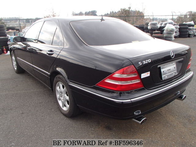 Used 2001 mercedes benz s class s320 gf 220065 for sale for 2001 mercedes benz s500 for sale
