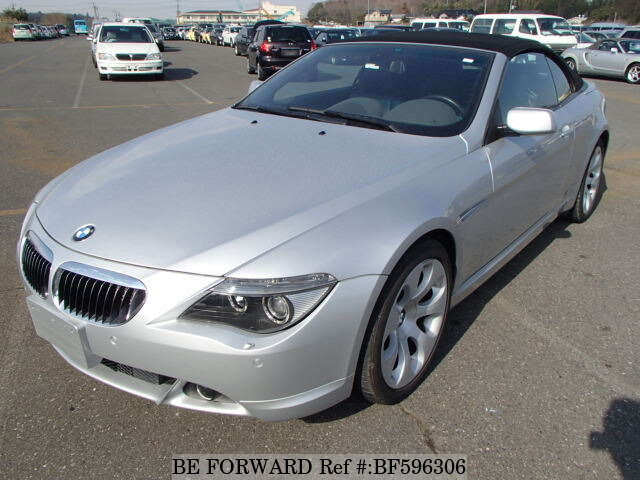 BMW / 6 Series (GH-EK44)