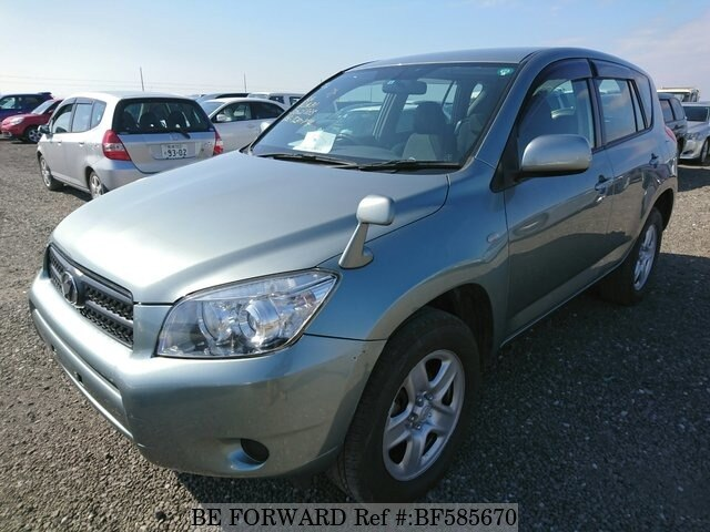 Used 2007 TOYOTA RAV4 BF585670 for Sale