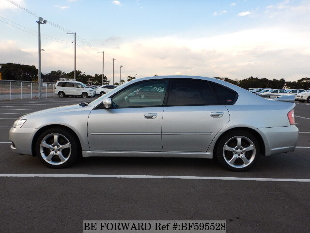 used 2006 subaru legacy b4 3 0r cba ble for sale bf595528. Black Bedroom Furniture Sets. Home Design Ideas