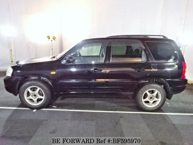 used 2002 mazda tribute lx ta epew for sale bf595970 be. Black Bedroom Furniture Sets. Home Design Ideas
