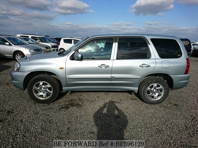 used 2004 mazda tribute lx ta ep3w for sale bf596129 be. Black Bedroom Furniture Sets. Home Design Ideas