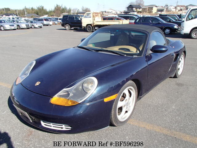 1997 porsche boxster e 986k d 39 occasion en promotion bf596298 be forward. Black Bedroom Furniture Sets. Home Design Ideas