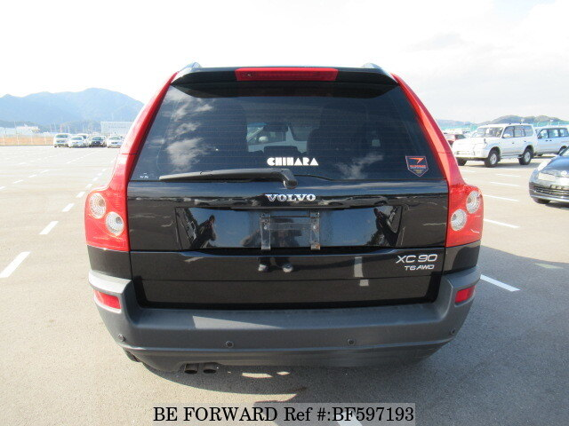 used 2004 volvo xc90 t 6 awd la cb6294aw for sale bf597193 be forward. Black Bedroom Furniture Sets. Home Design Ideas