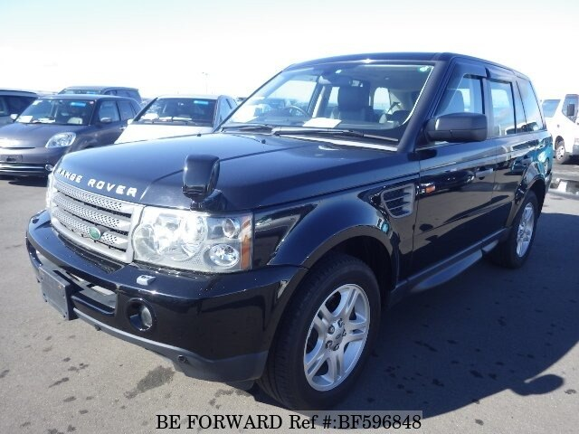 LAND ROVER / Range Rover Sport (ABA-LS44)