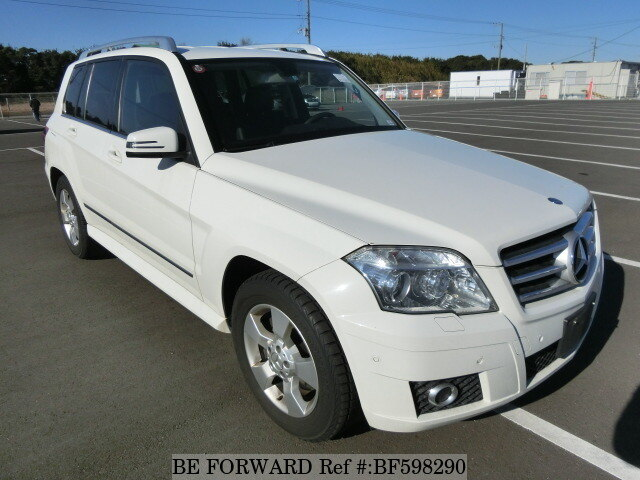 Used 2008 mercedes benz glk class glk300 cba 204981 for for Used mercedes benz glk class for sale