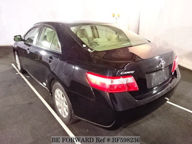 used 2008 toyota camry g four limited edition dba acv45 for sale bf598236 be forward. Black Bedroom Furniture Sets. Home Design Ideas