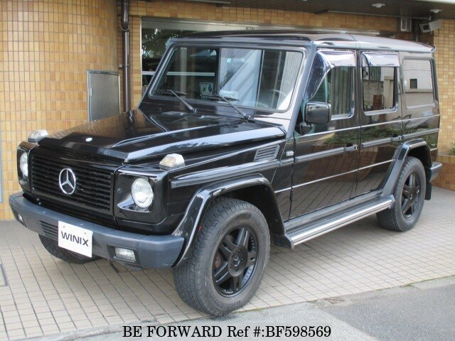 used 2000 mercedes benz g class gf g320l for sale bf598569 be forward. Black Bedroom Furniture Sets. Home Design Ideas