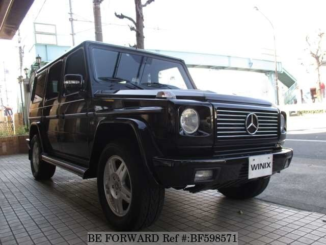 Used 2003 mercedes benz g class gh 463248 for sale for 2003 mercedes benz g500