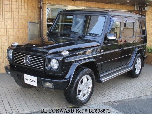 used 2000 mercedes benz g class gf g500l for sale bf598572 be forward. Black Bedroom Furniture Sets. Home Design Ideas