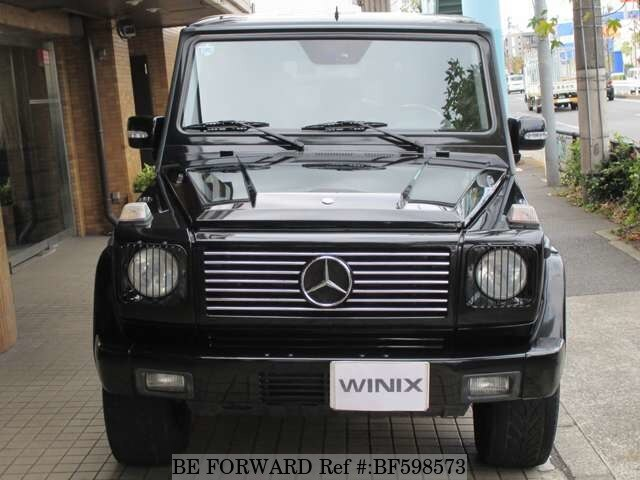 Used 2005 mercedes benz g class gh 463248 for sale for 2005 mercedes benz suv for sale