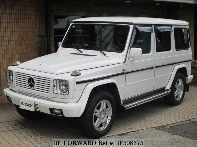 Used 1997 mercedes benz g class e 463231 for sale bf598575 for Mercedes benz g class for sale cheap