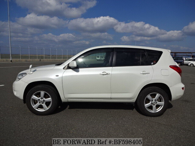 used 2007 toyota rav4 g dba aca36w for sale bf598405 be. Black Bedroom Furniture Sets. Home Design Ideas