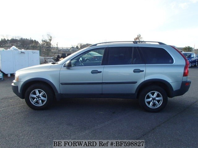 used 2004 volvo xc90 awd la cb5254aw for sale bf598827 be forward. Black Bedroom Furniture Sets. Home Design Ideas