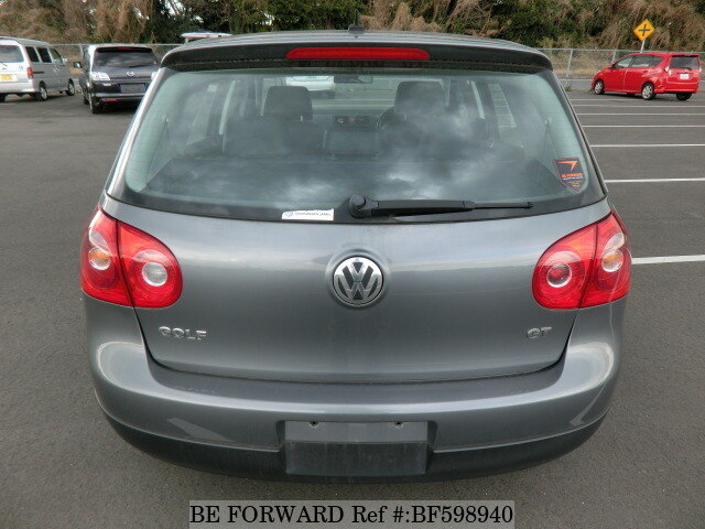 Used 2005 Volkswagen Golf Gt Gh 1kblx For Sale Bf598940