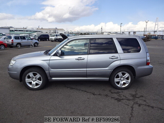 Used 2007 Subaru Forester 2 0 X 10th Anniversary Cba Sg5 For Sale Bf599286 Be Forward