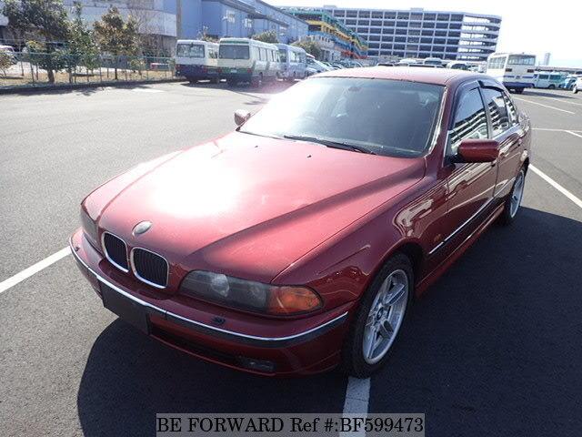 BMW / 5 Series (GF-DM28)
