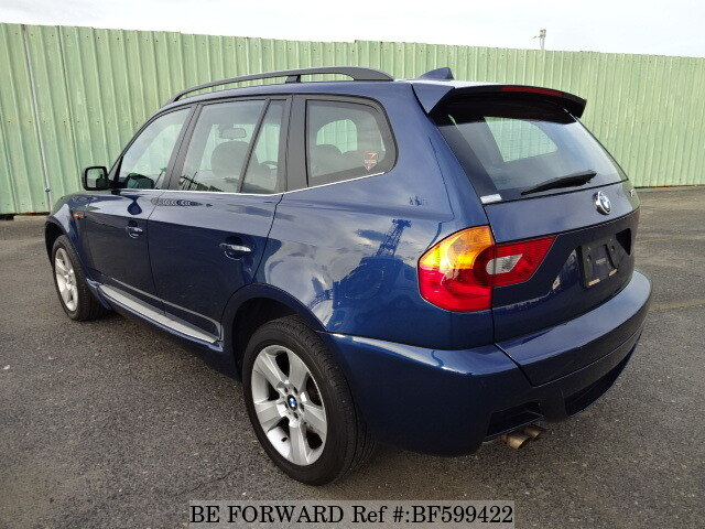 used 2005 bmw x3 3 0i sport package gh pa30 for sale bf599422 be forward. Black Bedroom Furniture Sets. Home Design Ideas