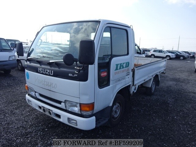 ISUZU / Elf Truck (GB-ASK2F23)