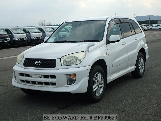 used 2002 toyota rav4 aero sports ta zca26w for sale bf599620 be forward. Black Bedroom Furniture Sets. Home Design Ideas