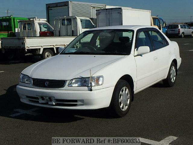 TOYOTA / Corolla Sedan (E-AE110)