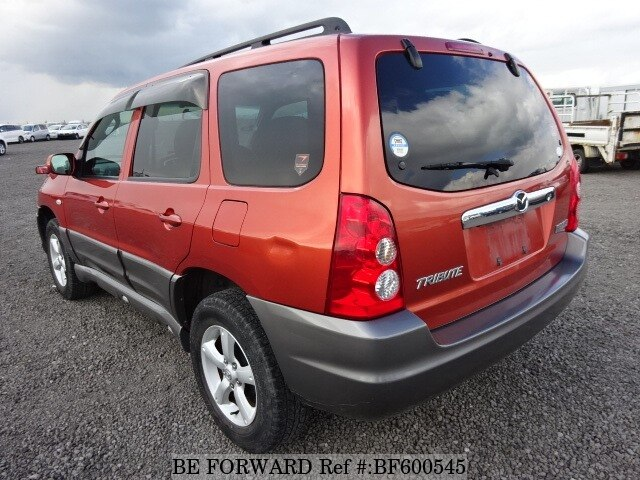 used 2004 mazda tribute fb x ta ep3w for sale bf600545. Black Bedroom Furniture Sets. Home Design Ideas