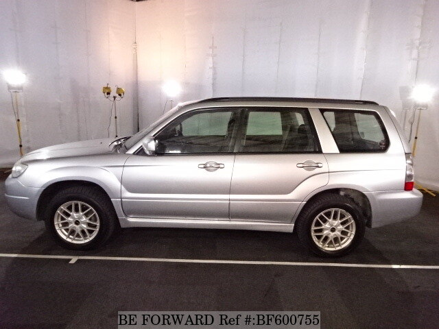 used 2006 subaru forester 2 0x cba sg5 for sale bf600755 be forward. Black Bedroom Furniture Sets. Home Design Ideas