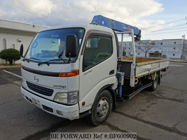 Used 1999 HINO DUTRO BF600902 for Sale
