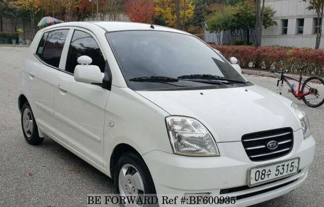 used 2006 kia morning picanto lx for sale bf600935 be forward. Black Bedroom Furniture Sets. Home Design Ideas