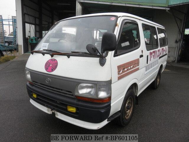 TOYOTA / Hiace Van