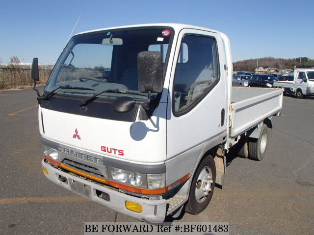 MITSUBISHI / Canter Guts (U-FB501A)