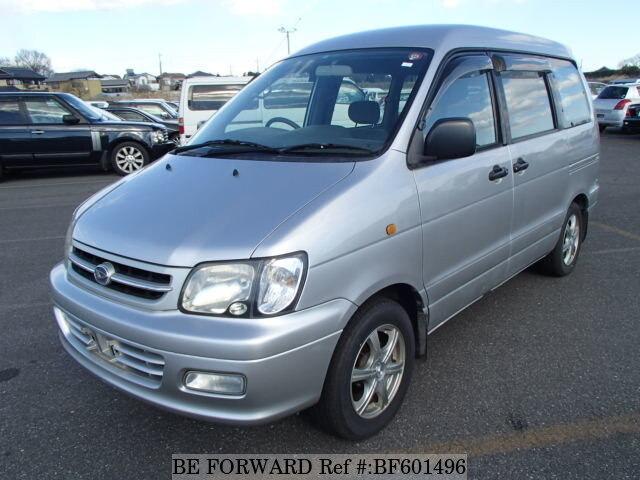 DAIHATSU / Delta Wagon (GF-SR40N)